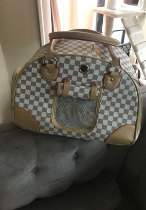 Fashion pet carrier for Sale in Cicero, IL