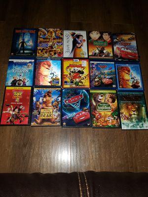 Disney dvds for Sale in Auburndale, FL