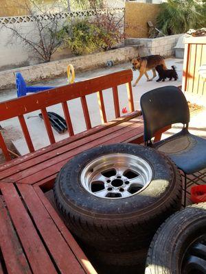 Rims n tires for Sale in Las Vegas, NV