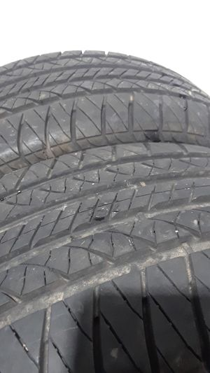 x2 Kelly Tires 235/55R17 lots tread for Sale in Herndon, VA