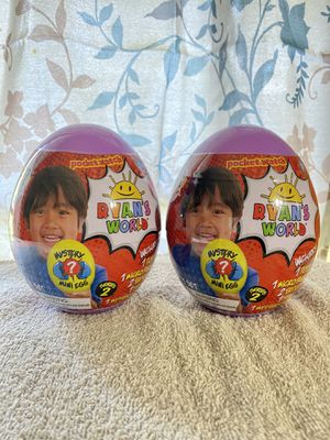 Ryan's World Mystery Mini Egg for Sale in Auburndale, FL
