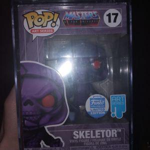 Funko Artist Series Skeletor for Sale in Grantville, PA