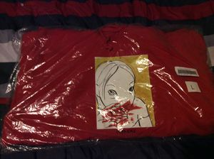 Supreme nose bleed sweater size Large for Sale in Merced, CA