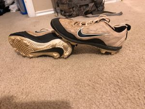 Size 7 Nike used shoes bottom little worn out but still good for Sale in Pflugerville, TX