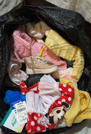 Free baby girl clothes for Sale in Oakland, CA