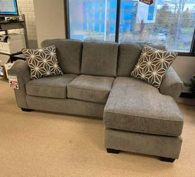 Ashley Brisse Slate Sofa Chaise for Sale in Austin,  TX
