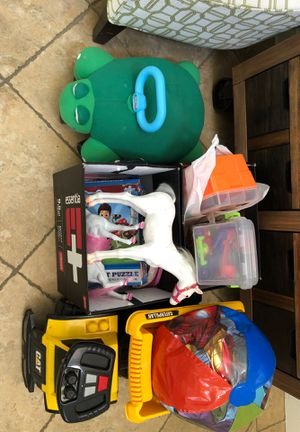 Used kids/ toddler toys!!! Take all for $5!!!!!! for Sale in Winchester, CA