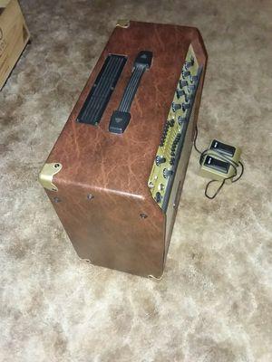 Behringer acoustic amp for Sale in Rhinelander, WI