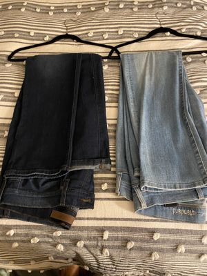 Joe's (34) and 7 for all mankind (36) men's jeans for Sale in Fresno, CA