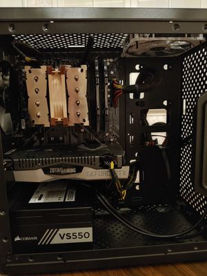 New Gaming Pc all new Parts from unopened boxes. for Sale in Fresno, CA