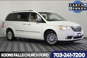 2012 Chrysler Town & Cntry Limited Mini-Van for Sale in Falls Church, VA