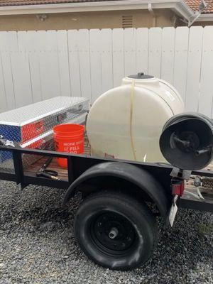 125 gallon water tank for Sale in El Cajon, CA