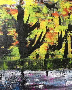 Desert Mirage | Custom Canvas Art | Michael McCoy | 24x30 for Sale in Indian Land,  SC