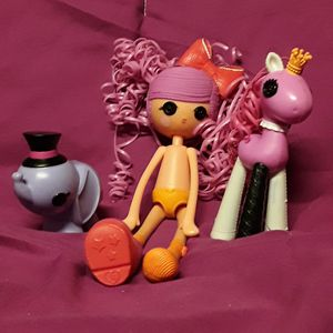 Lalaloopsy Doll and Pets Bundle for Sale in Willow Springs, CA