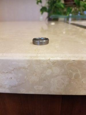 Men's Tungsten Ring Sz 9 for Sale in Atlanta, GA