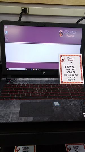 HP Laptop for Sale in Wilmington, NC