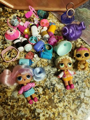 Lol Surprise Dolls. Accessories. Carrying Case for Sale in Portland, OR