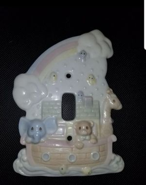 Precious Moments switch plate for Sale in Seven Hills, OH