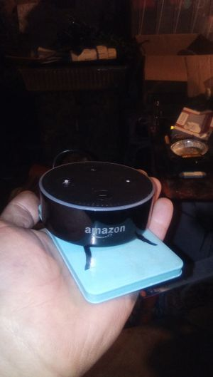 Amazon Echo Dot with Alexa for Sale in Fresno, CA
