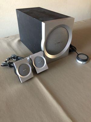 Bose Companion 3 Series 1 speaker system multimedia computer for Sale in Glendale, AZ