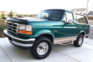 Selling sell my 1996 Ford bronco for Sale in Oakland, CA