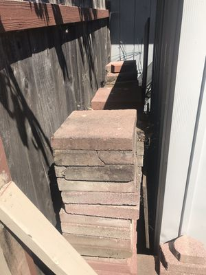 Free red bricks for Sale in Pittsburg, CA