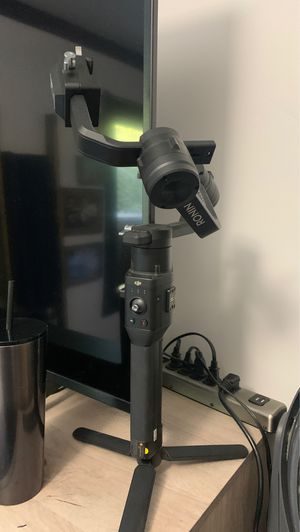 Video stabilizer DJI Ronin - S for Sale in Fresno, CA
