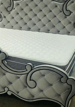 King Pillow Top Mattress for Sale in Las Vegas,  NV