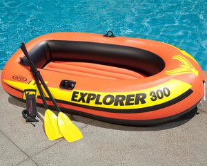 Three person inflatable raft/towable for Sale in Los Angeles, CA