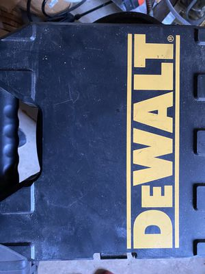 Dewalt drill for Sale in St. Petersburg, FL