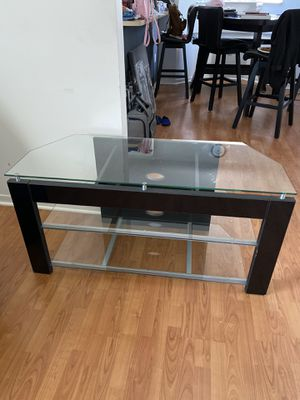 Tv table stand for Sale in Cutler Bay, FL
