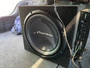 Subwoofer for Sale in Santa Ana, CA