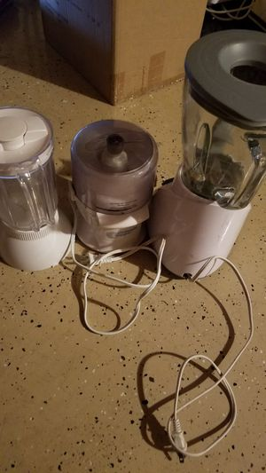 Kitchen Appliances Parts Only for Sale in Glendale, AZ