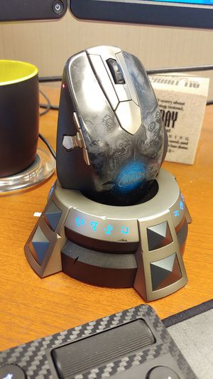 Steelseries world of warcraft wireless mouse for Sale in Houston, TX
