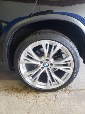 310m bmw wheels n tires for Sale in Boston, MA