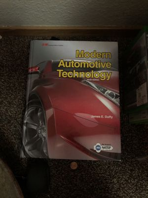 Modern Automotive Technology ninth edition for Sale in Lodi, CA