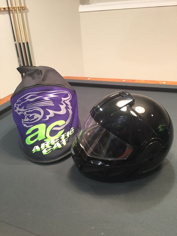 Snowmobile helmet XXL