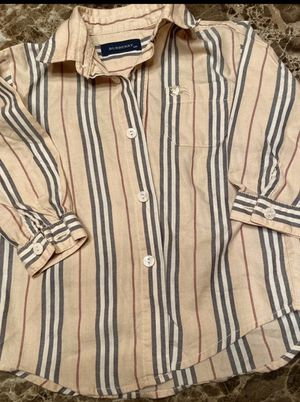 Burberry baby shirt for Sale in New York, NY