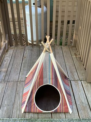 Dog/cat tepee/yurt for Sale in Clayton, NC