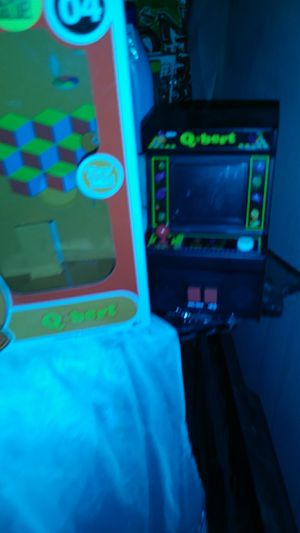 Q bert arcade game miny size for Sale in Bakersfield, CA