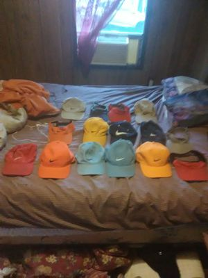 Nike Hats 2 for $5 for Sale in Kingsport, TN
