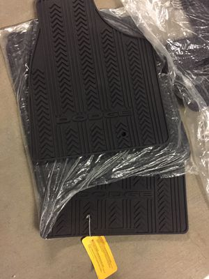 Rubber mats dodge caravan for Sale in San Diego, CA