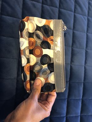 Coach wristlet for Sale in Cranberry Township, PA