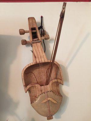 Sarangi Nepali Handmade Instrument for Sale in Lorton, VA