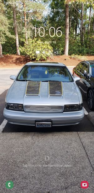 1996 chevy impala SS for Sale in Seattle, WA
