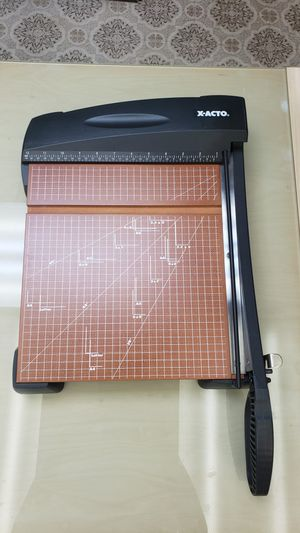 X-ACTO PAPER CUTTER for Sale in Chicago, IL