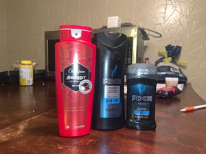 body wash and deodorant for Sale in Irving, TX