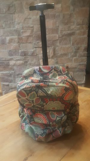 VeraBradley rollable backpack for Sale in Chandler, AZ