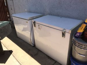 Deep Freezers for SALE 200 EACH FIRM for Sale in Spring Valley, CA
