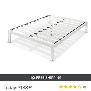 Steel Twin bed frame for Sale in Kirkland, WA